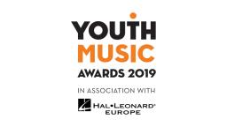 Youth Music Awards 2019 logo