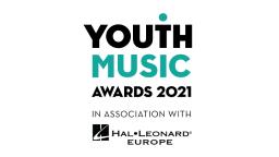 Youth Music Award 2021 logo