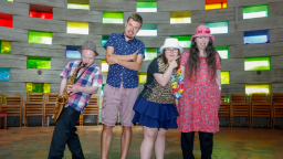 Carousel - Carousel House Band