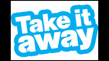 Take it away logo