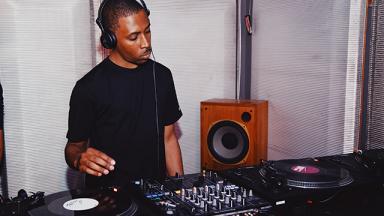 person DJ