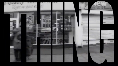 screenshot from music video